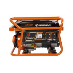 Benzīna ģenerators  (alumīnija tinums) BS-3500A