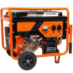 Benzīna ģenerators  (trīs fāzes) BS-6500TE