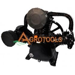 Gaisa kompresora galva (3 cilindri) 900l