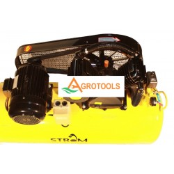 Kompresors 200 l, 380V  STROM (V-0.6/12.5)
