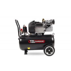 Gaisa kompresors  TZL-50V 2-cilindru