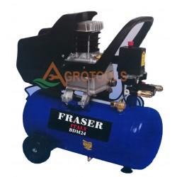 Gaisa kompresors FRASER IBL-24B