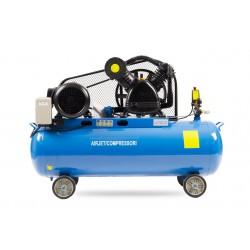 Gaisa kompresors V-0.6/12.5 120L 12.5 Bar (2 cilindri) (V0.6-120L-1)