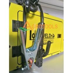 Metināšanas aparāts (kombinētais pusautomāts) LONGWELD (MIG-200E)