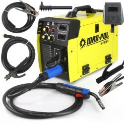 Metināšanas aparāts IGBT 330 3в1 MIG/MAG/MMA/TIG (M79365)