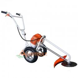 Benzīna trimmeris  uz riteņiem 3,8 kW  (KD5043)
