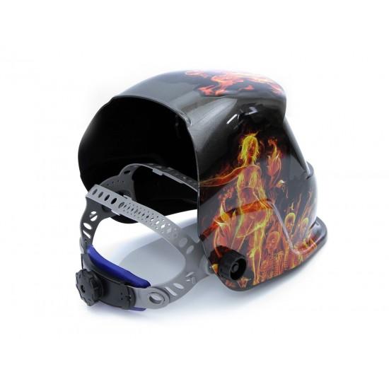 Automātiskā metināšanas maska (M87012)