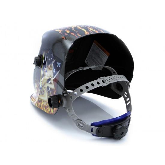 Automātiskā metināšanas maska (M87014)