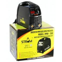 Metināšanas invertors MMA-200 IGBT (STMMA-200)