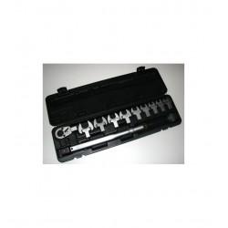 Набор динамометрических ключей 1/2` фиксированный 40 Nm 210 Nm L-575mm (64705)
